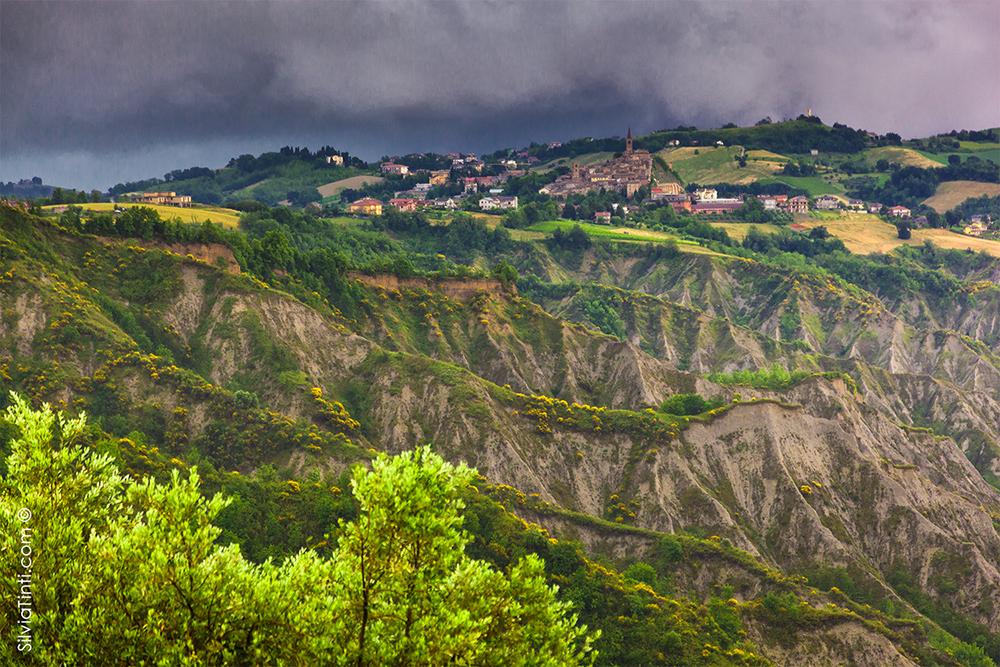 Castignano - i Calanchi