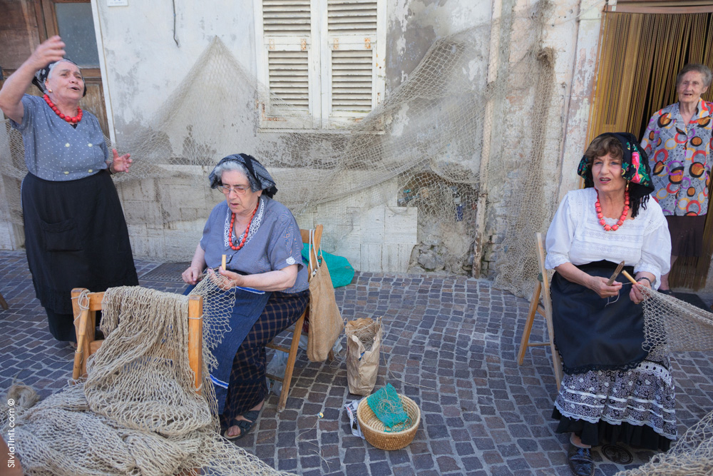 San Benedetto del Tronto-canti delle Retare