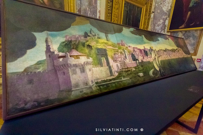 Cib Veduta del Porto di Ancona arrivando dal Mare - Andrea Lilli
