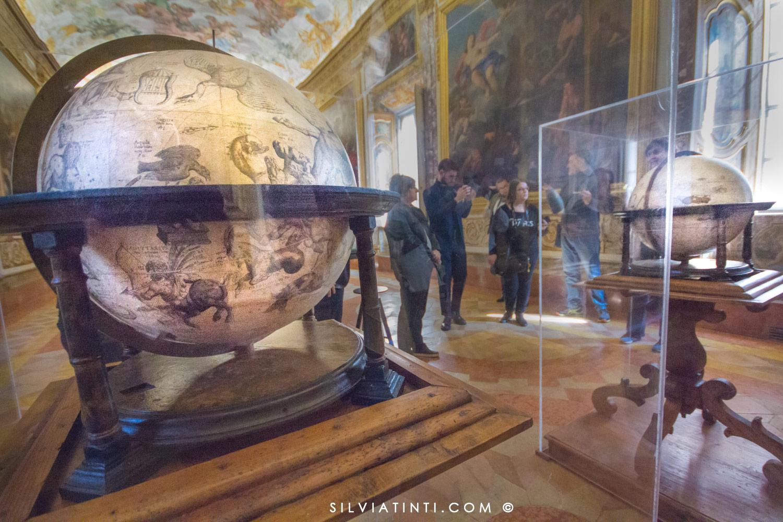 Sfera terrestre - com'era vista la Terra nel 1551