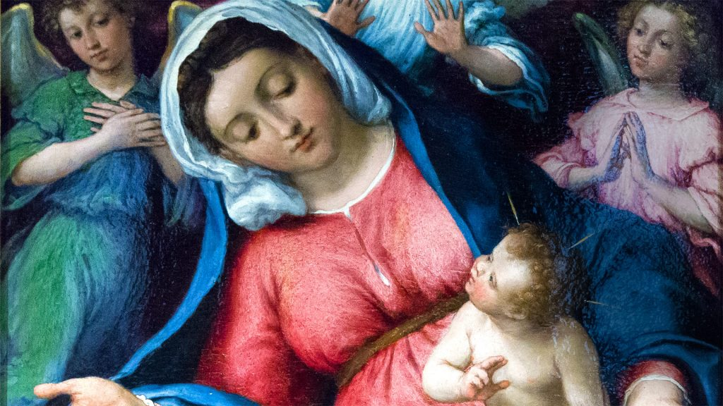 Lorenzo Lotto nelle Marche-Madonna delle Grazie