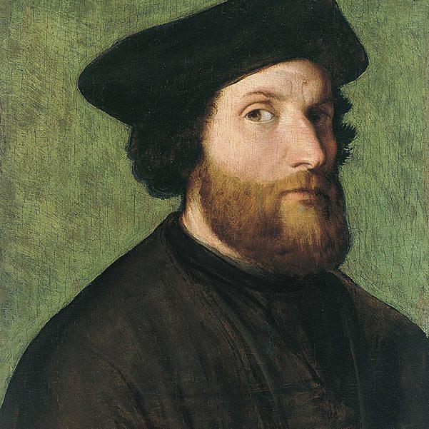 Lorenzo Lotto - possibile autoritratto