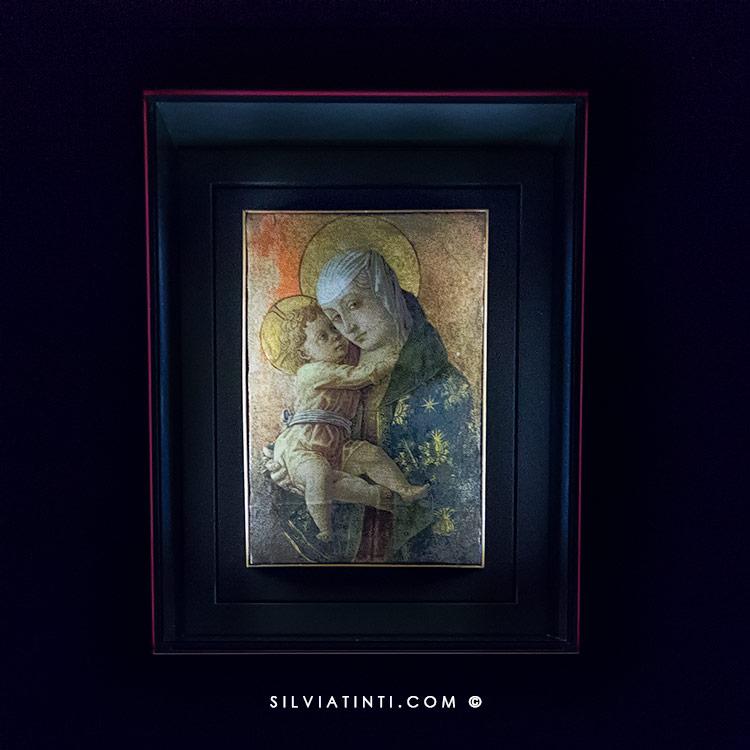 Madonna col Bambino-Crivelli