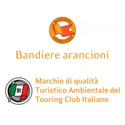 Montecassiano-Bandiere Arancioni