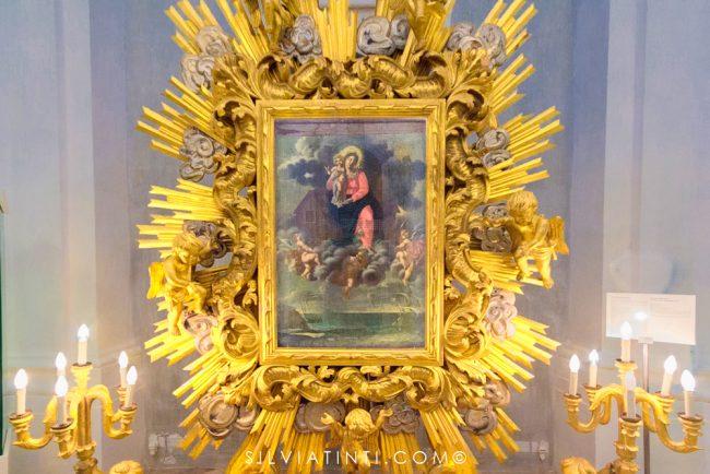 Montecassiano - Chiesa San Giovanni Battista - Macchina processionale