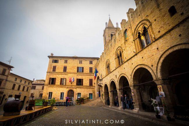 Montecassiano - Piazza Unita d'Italia
