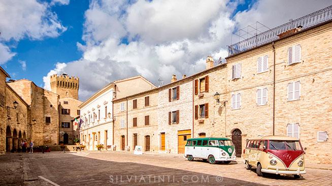 Moresco_Piazza Castello