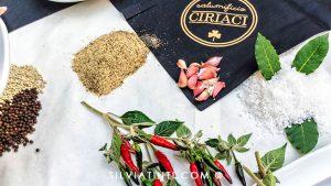 Moresco_gli ingredienti del Ciauscolo