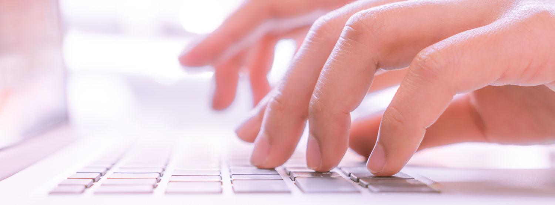 scrivere contenuti online